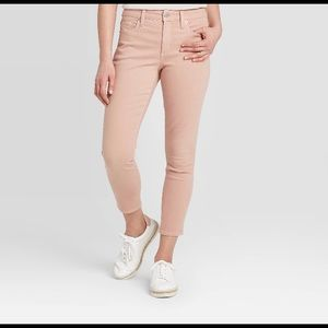 Universal Thread High-Rise Cropped Skinny Jeans